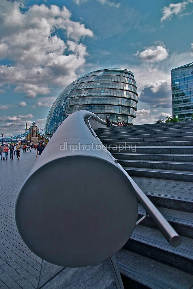 City Hall, London. by dhphotography