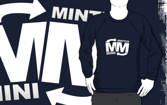 miniminter youtube T-Shirts & Hoodies by gibbiceps | Redbubble