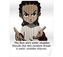 Cheddar Biscuits Poster