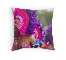 West Indies Parade 2563 Throw Pillow