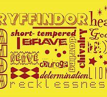 Gryffindor by husavendaczek