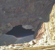 Lavendar Mine, Bisbee Arizona by AuntieBarbie