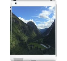 Norwegian Valley iPad Case/Skin