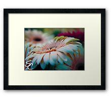 Pretty Flowers Framed Print