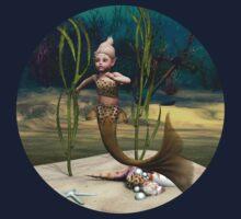 Little Mermaid Kids Tee