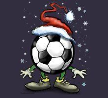 Soccer Christmas Long Sleeve T-Shirt
