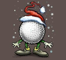 Golf Christmas Long Sleeve T-Shirt