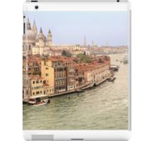 An old postcard from Venice iPad Case/Skin