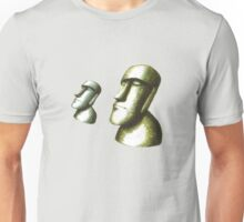 Easter Island Heads - Concept Unisex T-Shirt