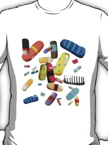Vintage Pill Identification T-Shirt