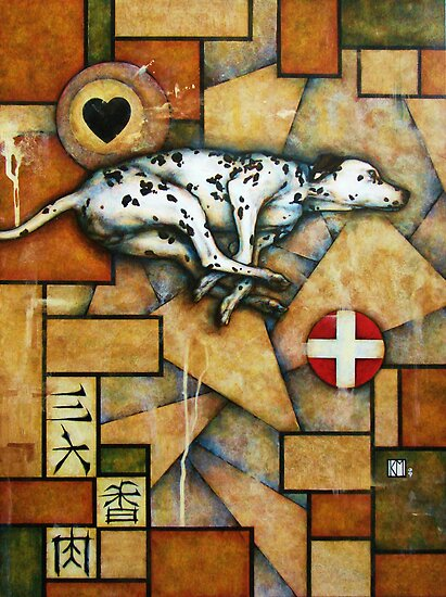 Dog Meat by Keelan McMorrow