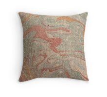 exoplanet_3 (sugar mountain) Throw Pillow