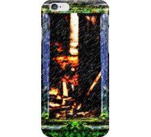 The Mystic Window Fine Art Print iPhone Case/Skin