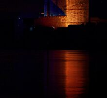 Norman Castle ... by SNAPPYDAVE