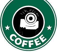 Minion Coffee by ShiningHoney