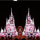 Winter Castle Dreams by ChristaJNewman