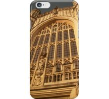 Bath Abbey, Bath, UK iPhone Case/Skin
