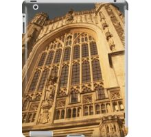 Bath Abbey, Bath, UK iPad Case/Skin