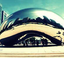 City in a Bean by Angel Warda