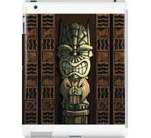 Star Wars Tikis iPad Case/Skin