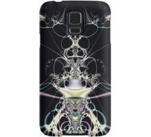 Flower Queen Samsung Galaxy Case/Skin
