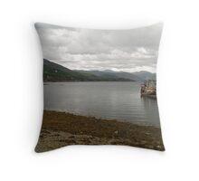 Loch Broom Throw Pillow