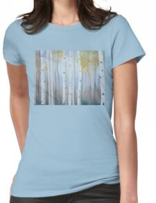 Breath of Light Womens Fitted T-Shirt