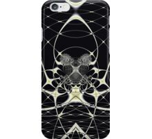 Golden Spiderweb iPhone Case/Skin