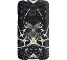 Golden Spiderweb Samsung Galaxy Case/Skin