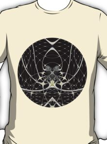 Golden Spiderweb T-Shirt