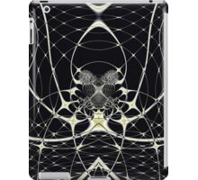 Golden Spiderweb iPad Case/Skin