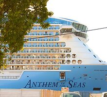 Anthem of the Seas. Lisbon May 2015 by terezadelpilar~ art & architecture