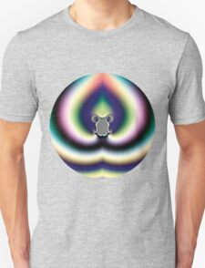 Psychedelic Heart Unisex T-Shirt