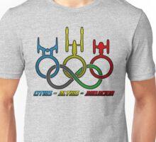Citius - Altius - Audacior Unisex T-Shirt