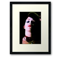Rocky Horror Picture Show Dancer Framed Print