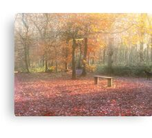 Time to Rest and Dream Canvas Print