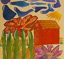 Flower Farm by Matt Landes
