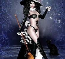 Witchery by Shanina Conway