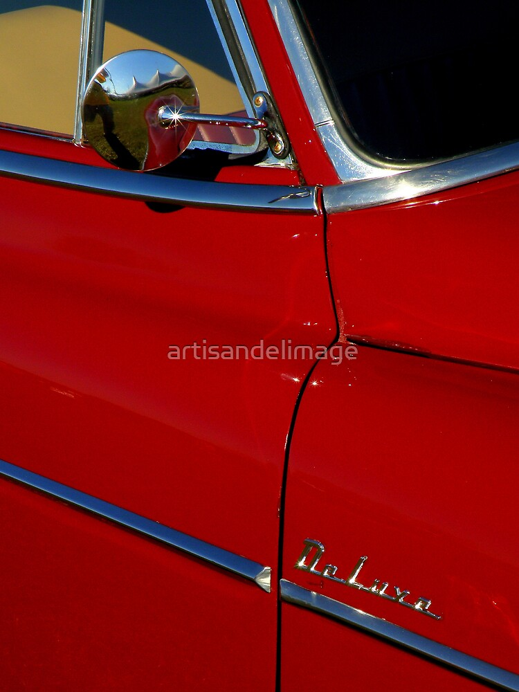 Red Deluxe by artisandelimage