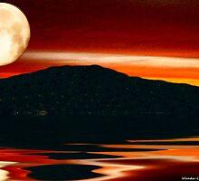 Moonlit Serenity by Wanda-Lynn