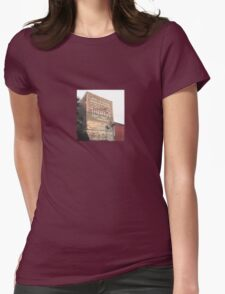 Smalley's Theatre, Cooperstown, NY Womens Fitted T-Shirt