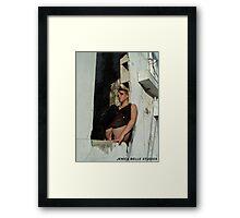 Tricia Framed Print