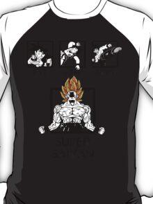 Eat Sleep Train & go Super Saiyan! T-Shirt