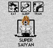 Eat Sleep Train & go Super Saiyan! Unisex T-Shirt