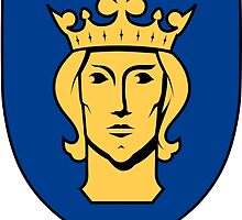 Stockholm Coat of Arms  by abbeyz71