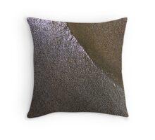 Just sand! Throw Pillow