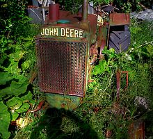 RUSTY JOHN DEERE by Larry Trupp
