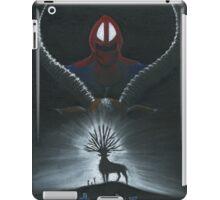 Mononoke hime poster#2 Ashitaka and Yakul iPad Case/Skin