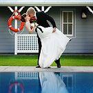 Poolside Kiss by BlaizerB