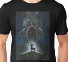 Mononoke hime poster#3 San, Moro and her wolves Unisex T-Shirt